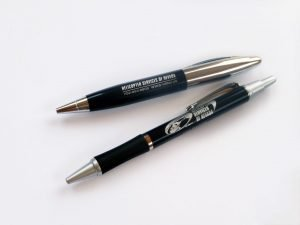 Las Vegas Promotional Products Custom Laser Ingraved Pen with custom Logo - Las Vegas, NV