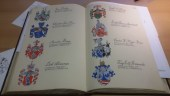 Buchseite Bremer Wappenbuch