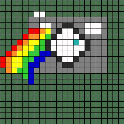 7355-Camera_gushing_out_rainbows