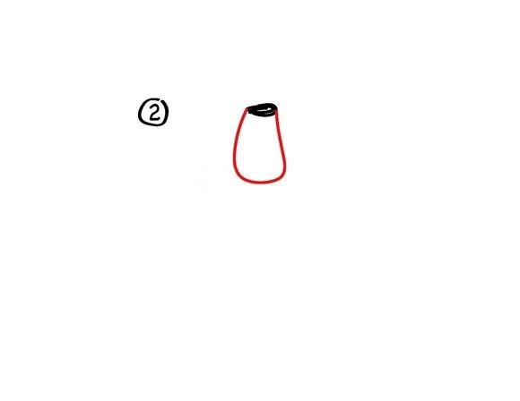 08. Как рисовать розу – самый простой способ