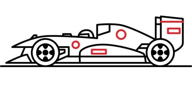 02. Как нарисовать машину