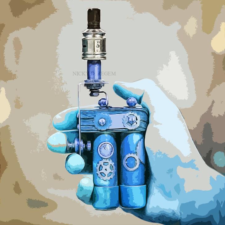 Вейп — самая удобная электронная сигарета в мире