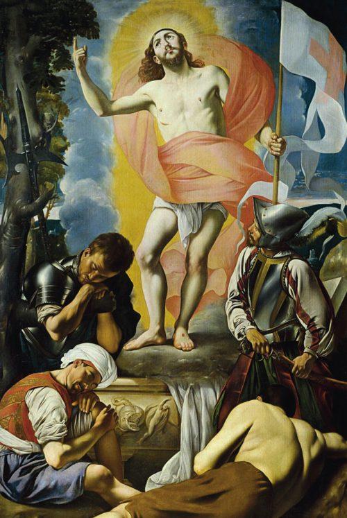 1. Juan Bautista Mayno, Zmartwychwstanie, XVII w.