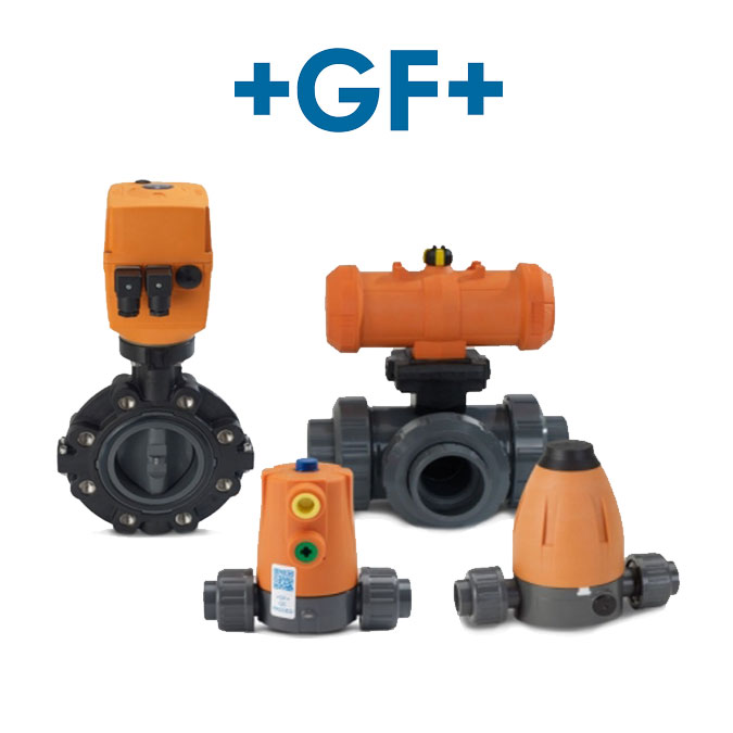 Actuated Valves & Instrumentation