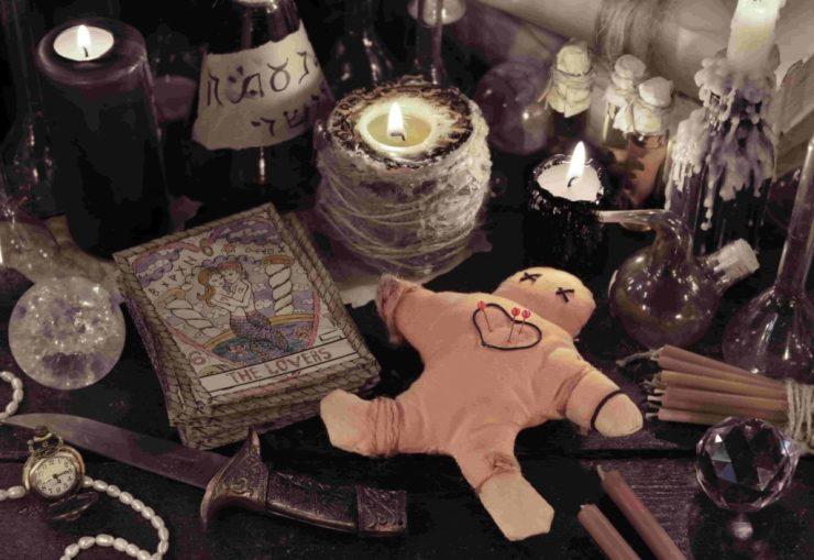 кукла, магия
