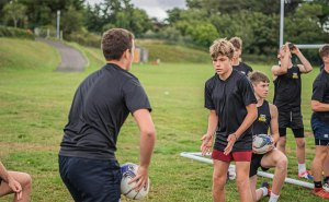 Pro Rugby Academy Summer Camp