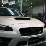 スバル・WRX sti Ceramic Pro 9H 2Layer+Light 1Layer