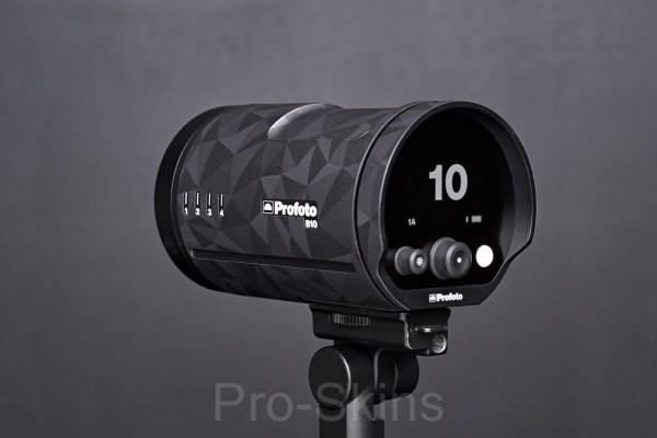 Pro-Skins Profoto B10 250 AirTTL & Air Remote TTL - Protective Flash Guard Wrap Skin