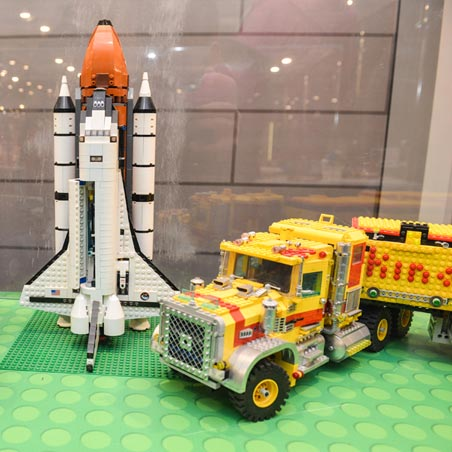 Выставка Лего Mindstorms