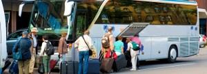 Размещение в автобусе Неоплан Ситилайнер 116 Турагентство PRO-tour.by