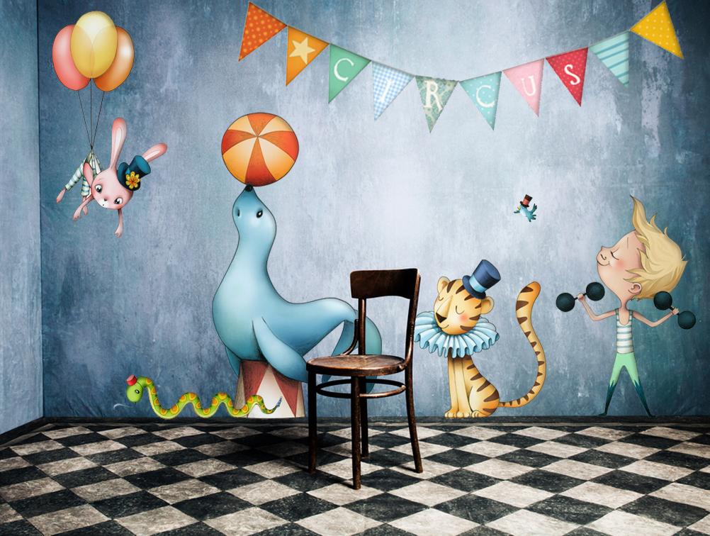 Playground-58---Circus2-l'otarie-2