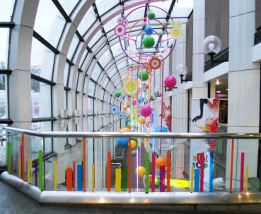 Noël Pop aux Forum des Halles by Emma Roux Design