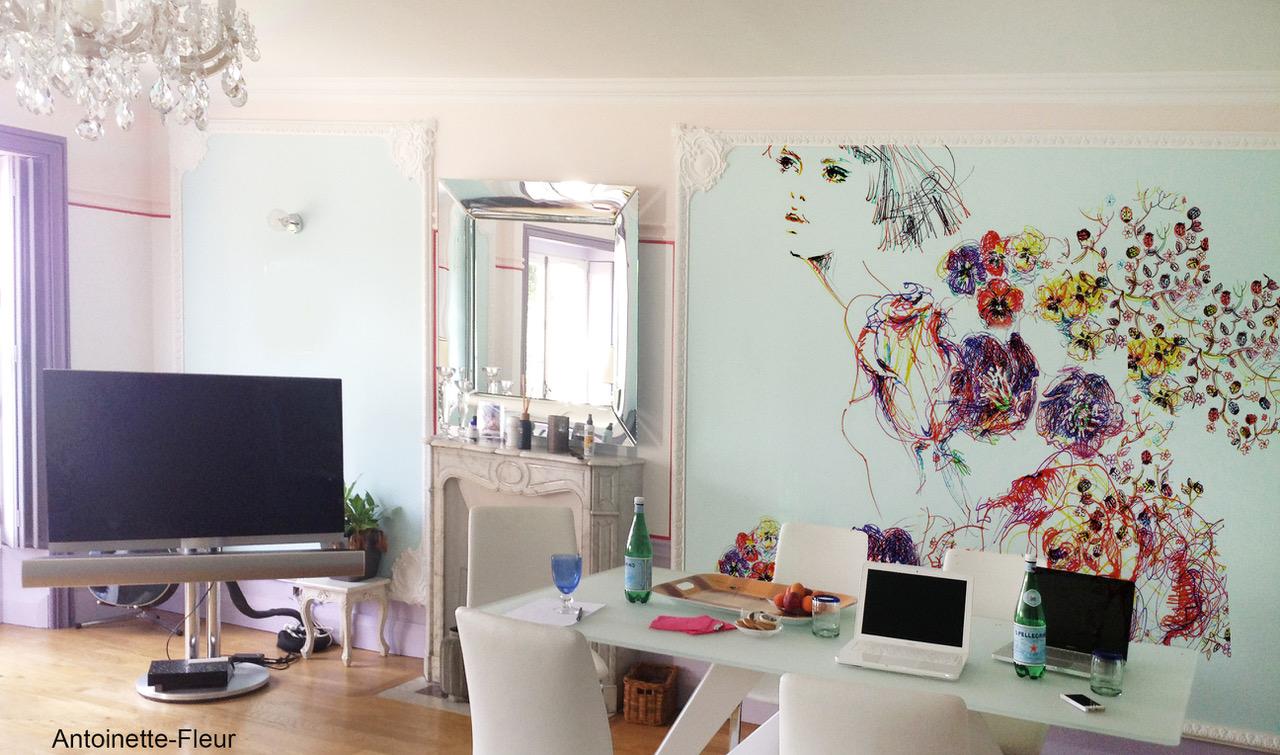 fresque-antoinette-fleur-deco