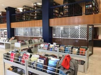 Vitrophanie Université Rennes - Création Les M Studio