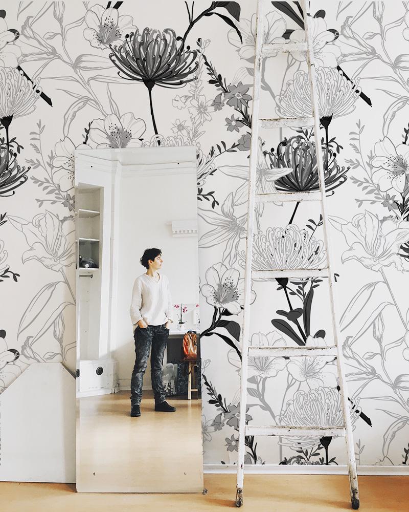 Papiers peints Jardin botanique
