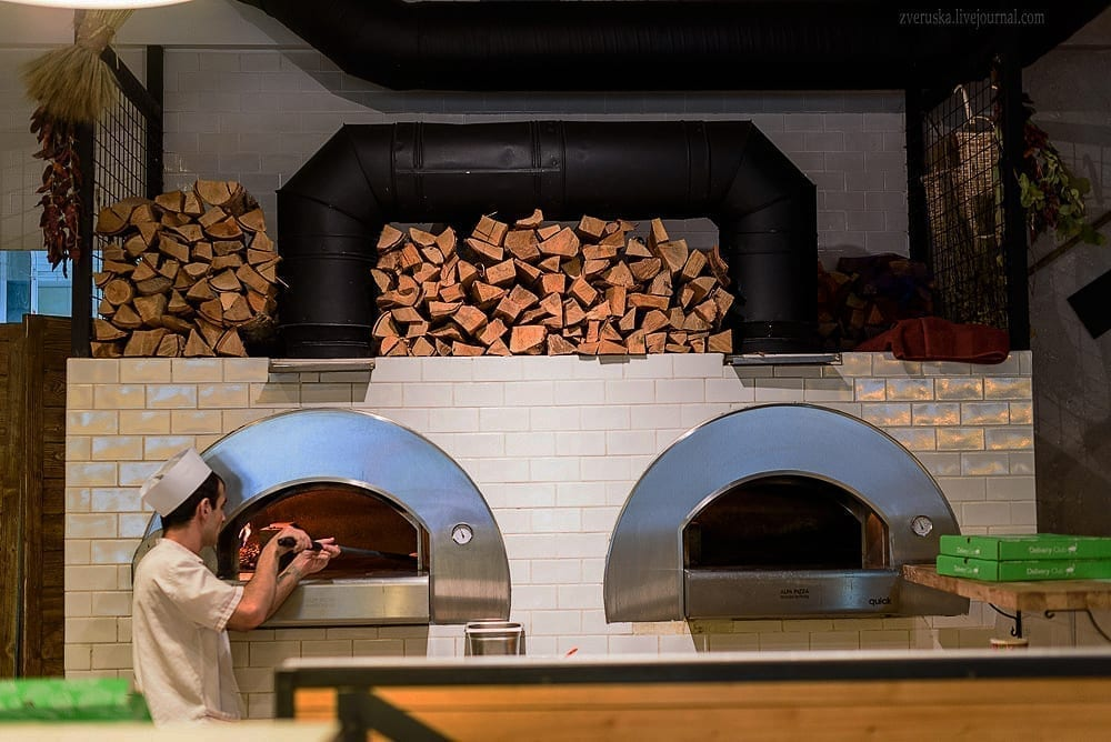 regulations on wood fired ovens
