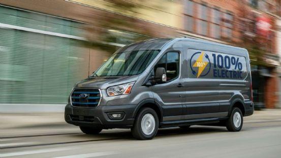 Το Ford Transit είναι ηλεκτροκίνητο!  (+ vid)