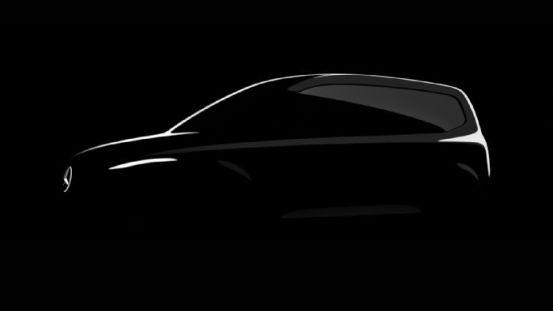 Νέα Mercedes-Benz T-Class από το 2022!
