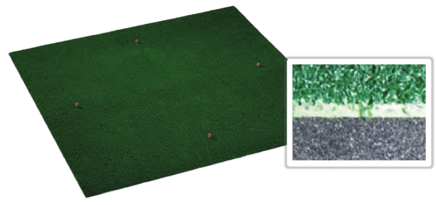 tapis de practice book golf