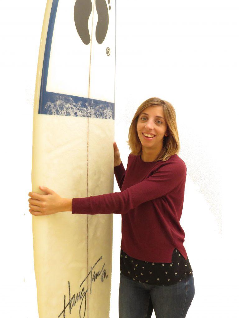 Equipe de l'Office de Tourisme : Margaux Schneider