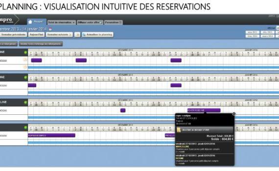 Open System planning de gestion