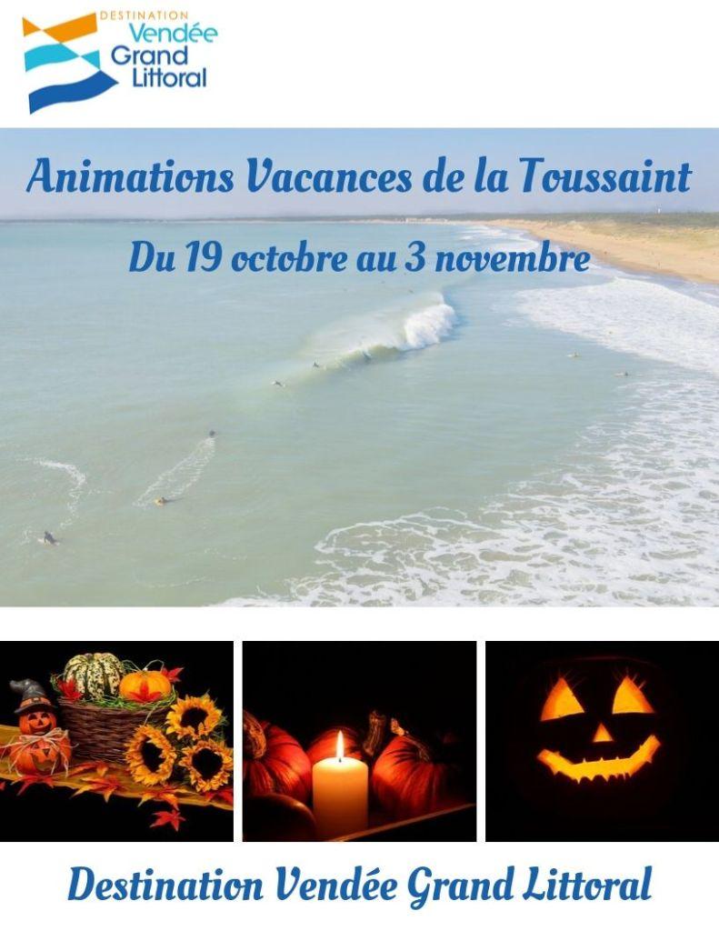 Animations de la Toussaint pour les familles, enfants, Halloween.