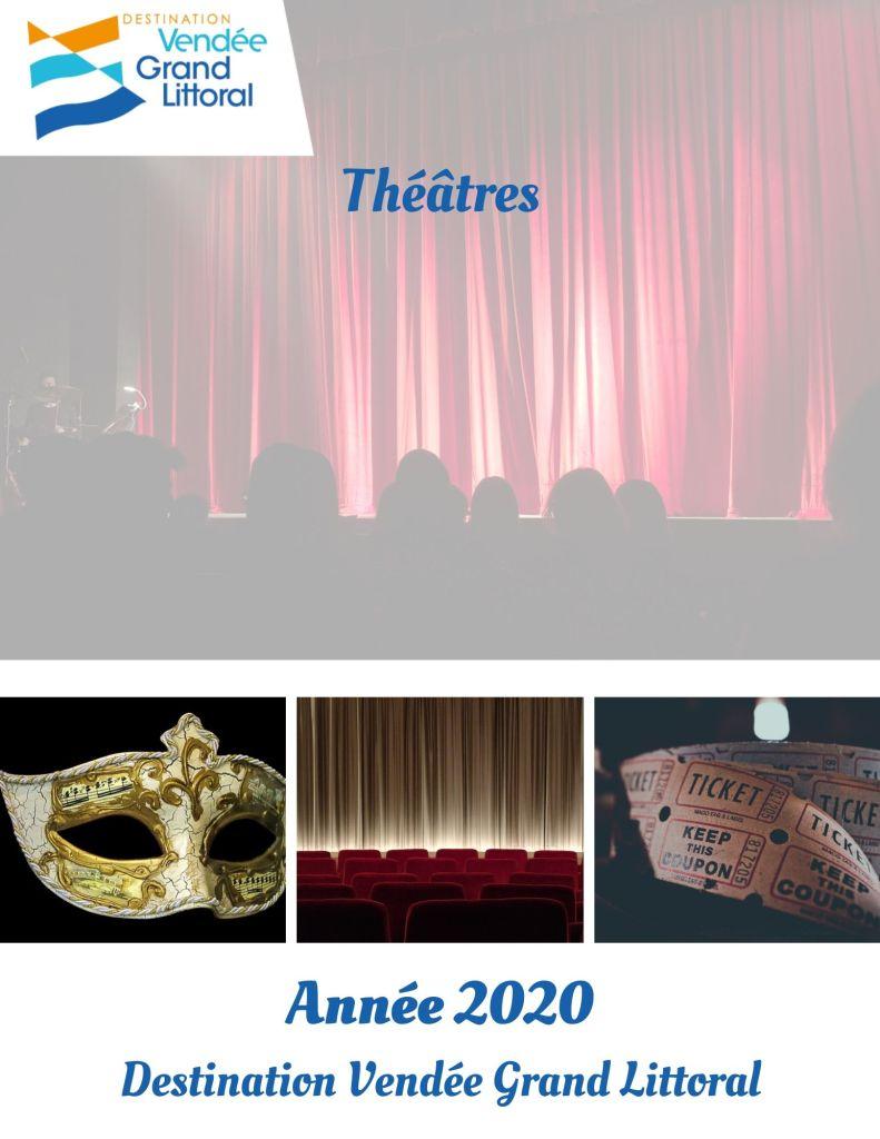 Théâtres de la destination - 2020