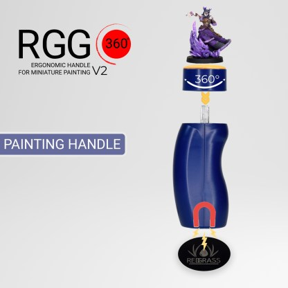 Miniature holder - Rgg 360
