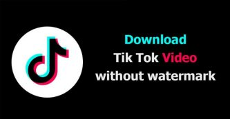 download tiktok videos without watermark