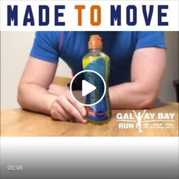 Run Galway Bay video 1
