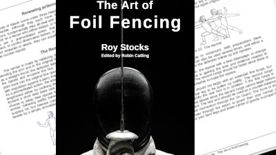 Art of Foil Fencing 2nd Ed. now on Amazon