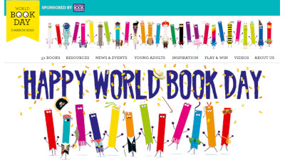 It's World Book Day, 2020!