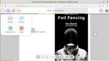Art of Foil Fencing Book-2-Look