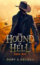 Not-Quite-Genre Covers: The Hound of Hell Cover