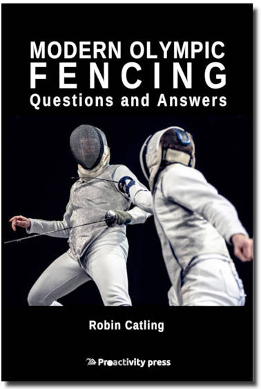 Modern Olympic Fencing Questions and Answers