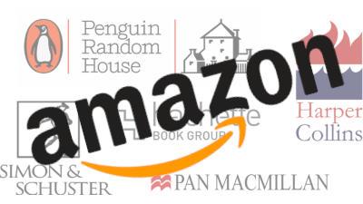 Amazon and the 'Big Five' anti-trust case