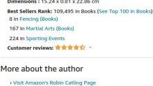 Breaking an Amazon Top Ten