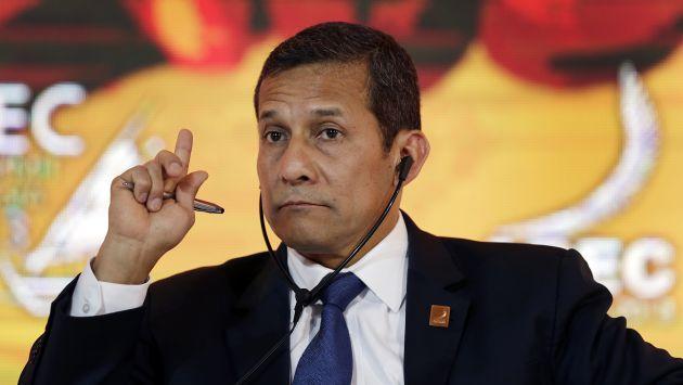Ollanta Humala (Foto: Perú 21)