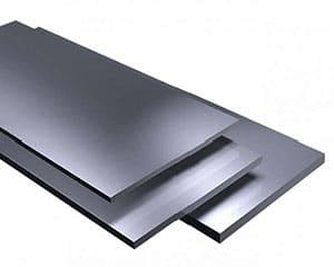 Pręty i płyty aluminiowe