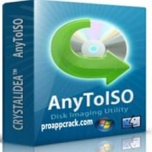 AnyToISO Crack 2021