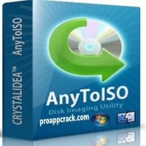 AnyToISO Crack 2020