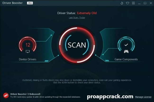 IObit Driver Booster Pro Full Cracked