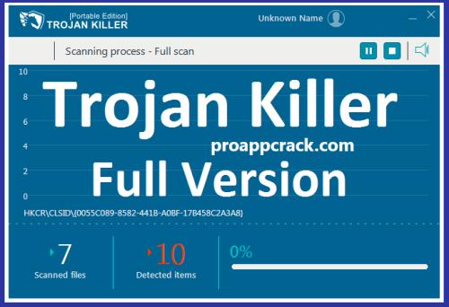 Trojan Killer Cracked 2022