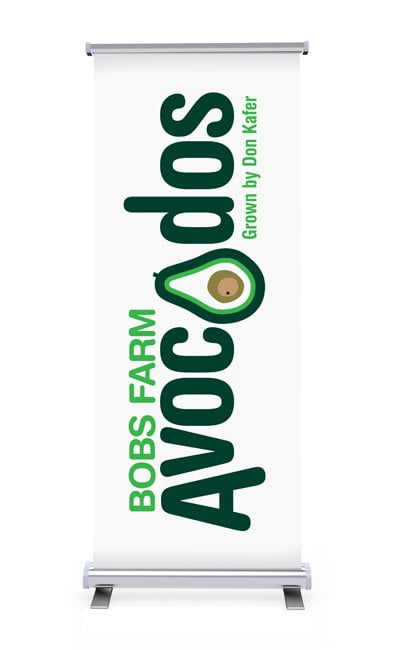 avocados banner - Banners