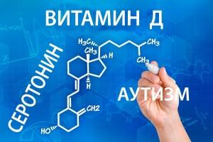 Связь недостатка витамина Д с ростом аутизма