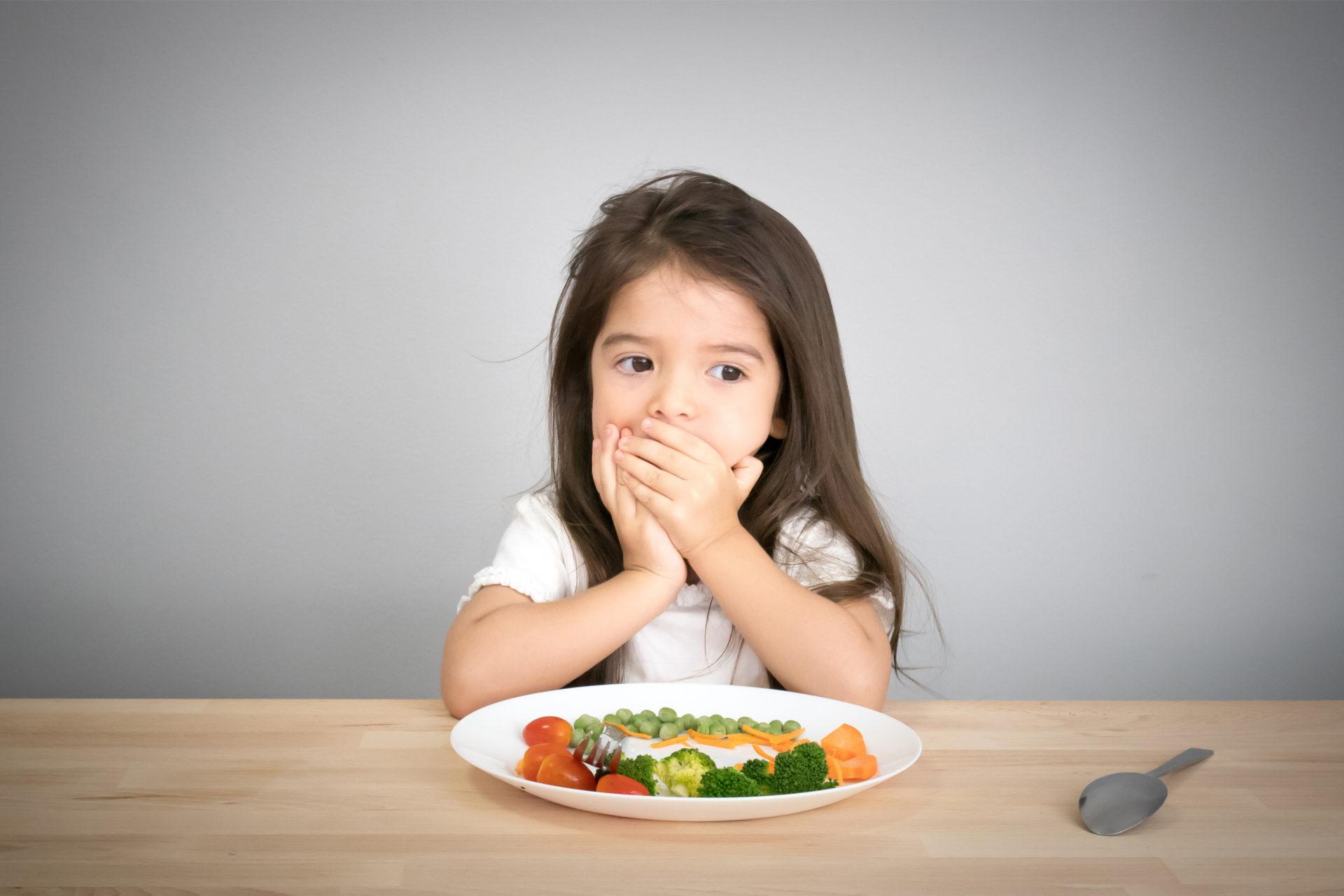 Пищевая избирательность при РАС