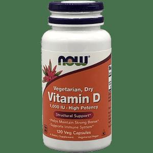NOW-vitamin D