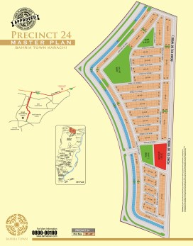 Precinct 24- Bahria Town Karachi