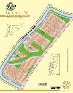Precinct 26- Bahria Town Karachi