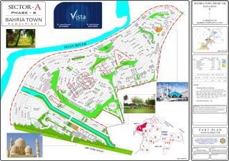 Sector A- Bahria Town Phase 8 Rawalpindi